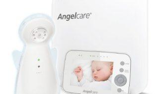 Test : Écoute-bébé vidéo Angelcare