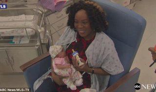 La survie la petite Eirianna, née à 23 semaines, est miraculeuse !