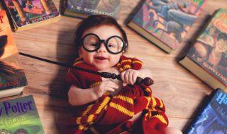 Découvrez ce que cette maman fan de la saga Harry Potter a fait avec son bébé !