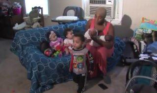 Cette mère a donné naissance à 3 paires de jumeaux en 26 mois, mais comment a-t-elle fait ?