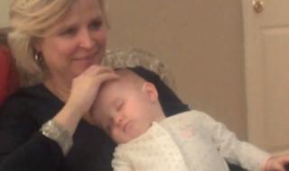 La technique infaillible d'une maman pour endormir bébé