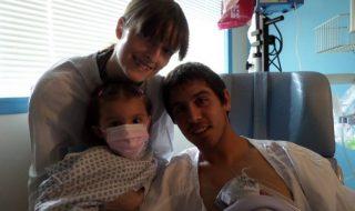 Mon bébé est né grand prématuré, ce fût une grande épreuve pour lui et moi