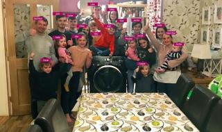 La famille la plus nombreuse d'Angleterre va s'agrandir et accueillir son 21ème enfant !