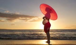Mon ventre, je l'expose au soleil ou pas, enceinte ?