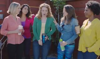 Ces jeunes mamans combattent avec humour les fuites urinaires post-accouchement !