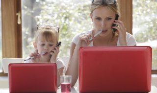 Comment gérer bébé quand la nounou est en vacances ?