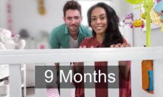 Découvrez l'évolution surprenante de la vue de bébé en l'espace de 12 mois !