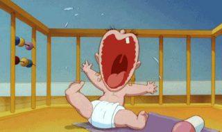 Quand les pleurs de bébé rivalisent avec l'alarme incendie…