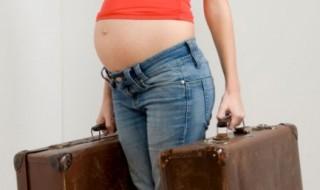 Grossesse : 10 conseils pour voyager avec sérénité