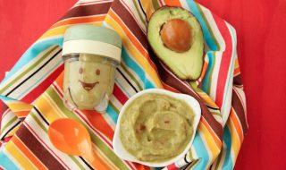 La fameuse recette du guacamole pour bébé à partir de 2 ans