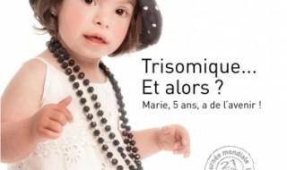 Handicap: une campagne sur la trisomie 21
