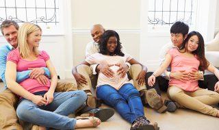 L'haptonomie pour se préparer à l'accouchement: juste magique!