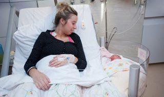 En quoi les lits de cette clinique en Hollande changeront-ils la vie de maman et bébé durant leur séjour à l'hôpital ?