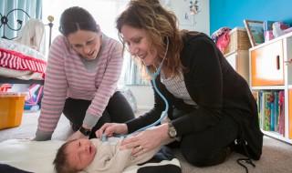 A quand le congé maternité rémunéré pour toutes les professions libérales?