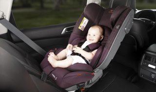 L'infographie qui nous dit tout sur le siège auto afin de bien installer bébé