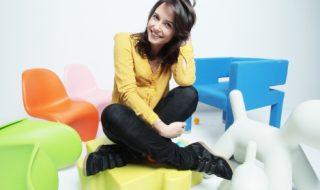 Interview VIP: Julia Vignali , l'animatrice des Maternelles nous parle de sa grossesse