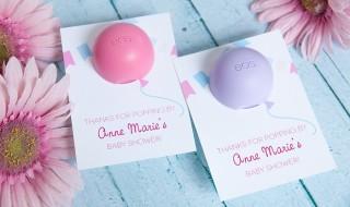 DIY : des baumes à lèvres pour ta baby shower !