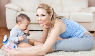 Bien reprendre le sport après bébé