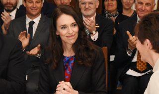 Jacinda Ardern, la Première Ministre néo-zélandaise est enceinte