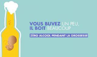 Pourquoi 75% des Français ne considèrent pas l'alcool comme un danger pour bébé ?