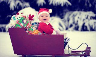 Joyeux Noël à toute notre jolie communauté Neuf Mois !