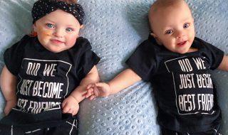 Les médecins pensaient que ces jumeaux ne survivraient pas à leur naissance et pourtant…
