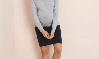 10 jupes de grossesse pour finir l'hiver en beauté