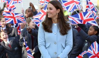 Kate Middleton en 12 looks de grossesse stylés