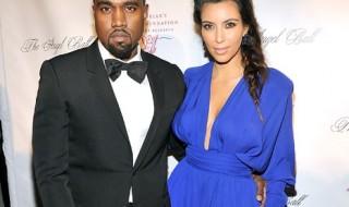 Kim Kardashian maman d'une petite fille