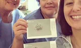 Grâce à une FIV elle attend un bébé de son mari, décédé six mois avant