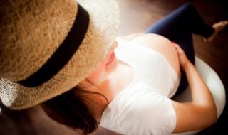La grossesse en 10 instants magiques…