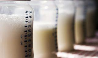Le lactarium de l'hôpital Necker va bientôt pouvoir reprendre sa distribution de lait maternel