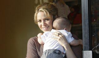 L'allaitement ne fait pas peur à Shakira