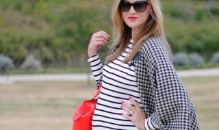 8 blogueuses mode inspirent nos tenues de futures mamans