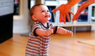 4 étapes pour gérer les premiers pas de bébé