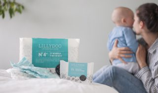 Test : Les couches LILLYDOO