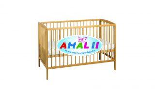Auchan rappelle les lits pour bébé Amal II en raison d'un risque de coincement