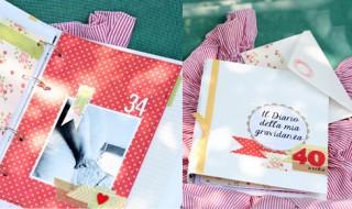 DIY : un joli livre pour mes souvenirs de grossesse