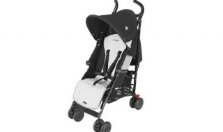 Test : Poussette canne Quest Maclaren
