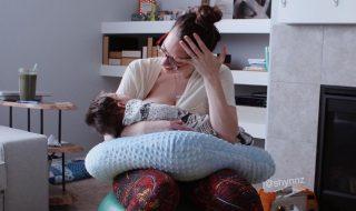 Réseaux sociaux VS la vraie vie d'une jeune mère : quand une maman poste un message sur les difficultés de la maternité