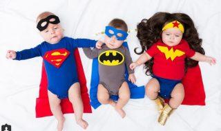 Cette maman de triplés partage de très chouettes idées de déguisements pour Halloween !