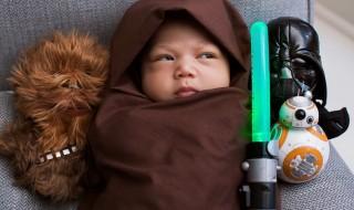 La folie Star Wars s'empare de Mark Zuckerberg qui déguise sa fille !