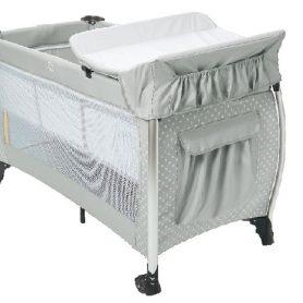 Test : Lit parapluie pliable Mobi'bed, Vertbaudet