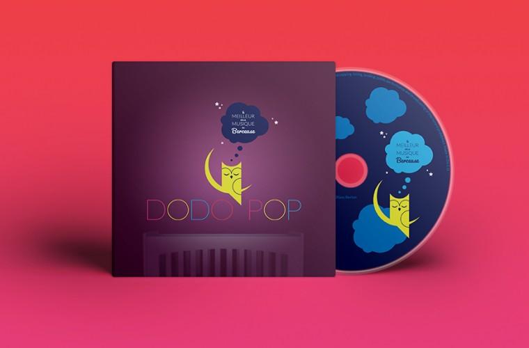 A gagner ce mois-ci : L'album complet de DodoPop