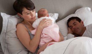 Savez-vous combien de marathons vous avez parcouru en essayant d'endormir bébé ?