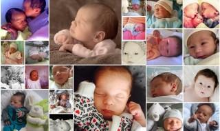 Nos bébés du mois de mars 2014