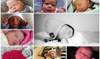 Nos bébés du mois de Janvier 2015