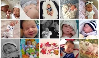 Nos bébés du mois de juillet 2015