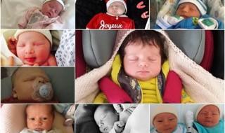 Nos bébés du mois de décembre 2014