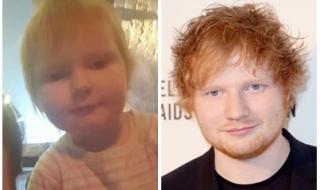 Le bébé qui ressemble plus à Ed Sheeran qu'Ed Sheeran lui-même !